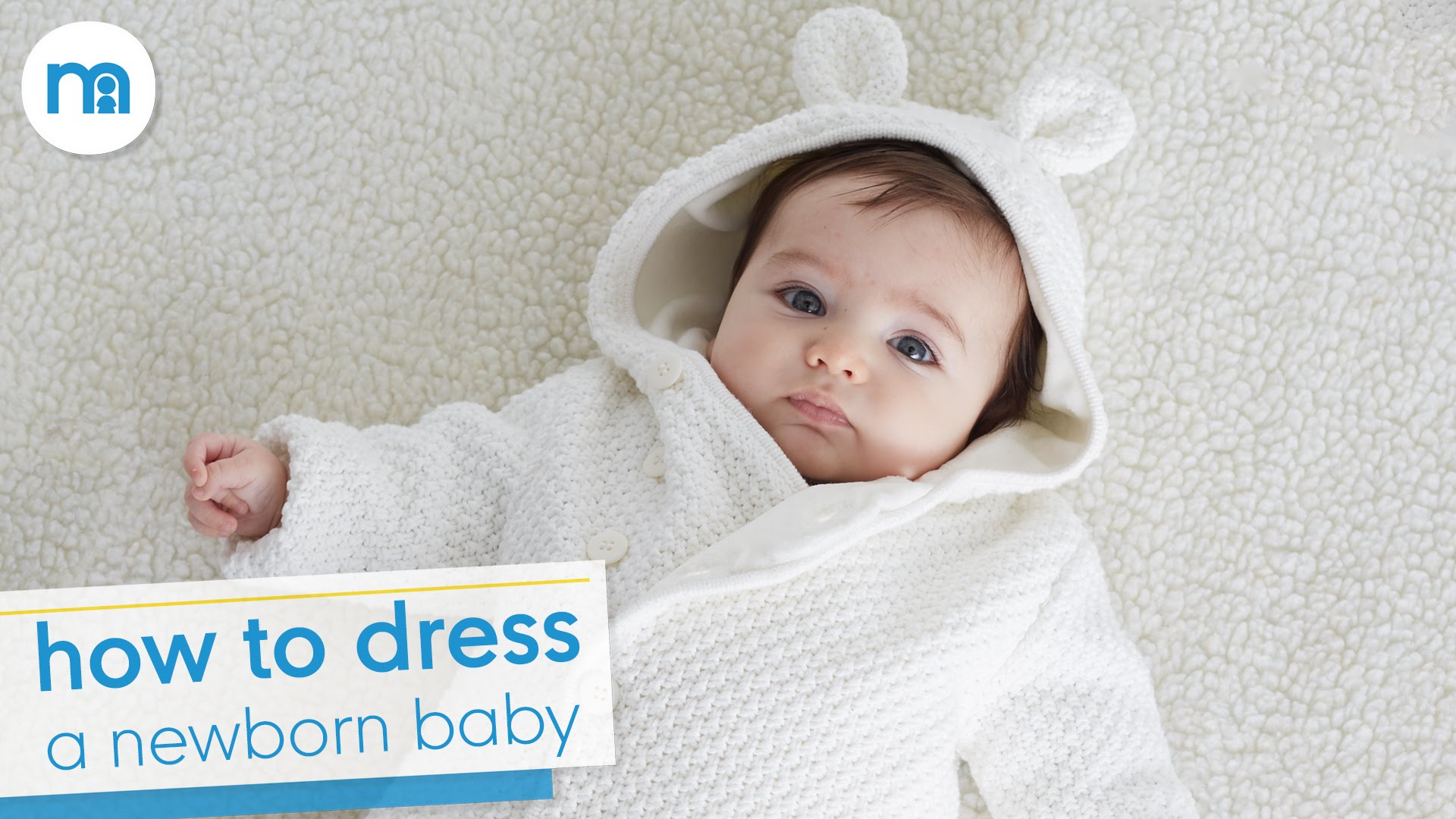 how to dress up new born baby