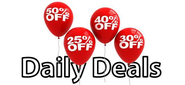 Check out daily deals