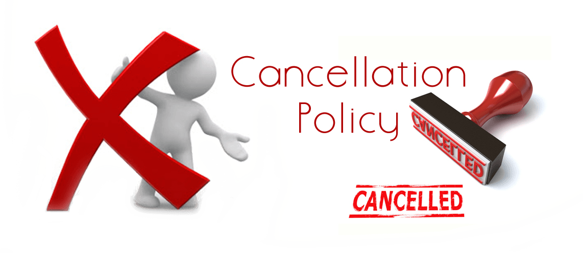 Go for cancellation rate
