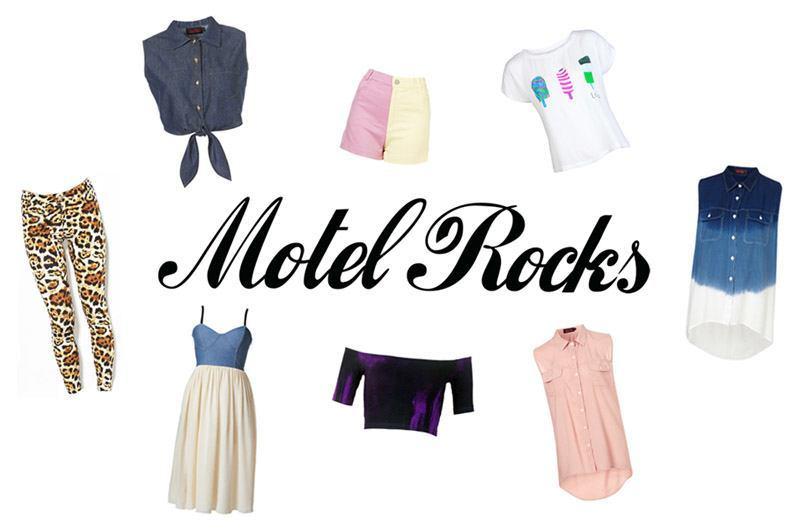 Motel Rocks-Logo