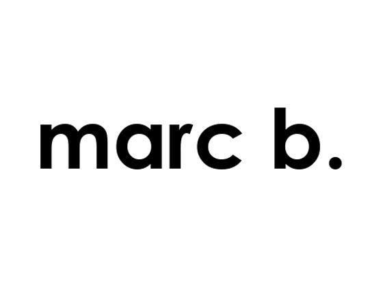 Marc B Discount Code