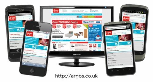 Argos Mobile App