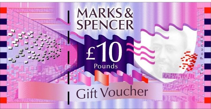 Marks & Spencer Vouchers