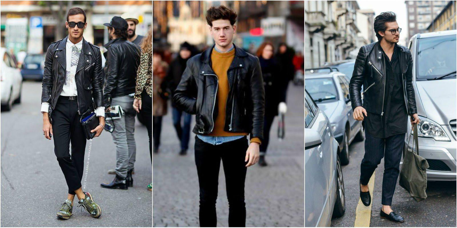 Buy Affordable Leather Jackets  : Mens jacket