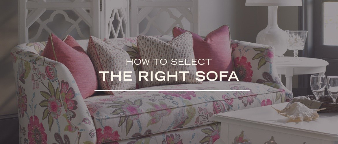 Choose Right Sofa for your home