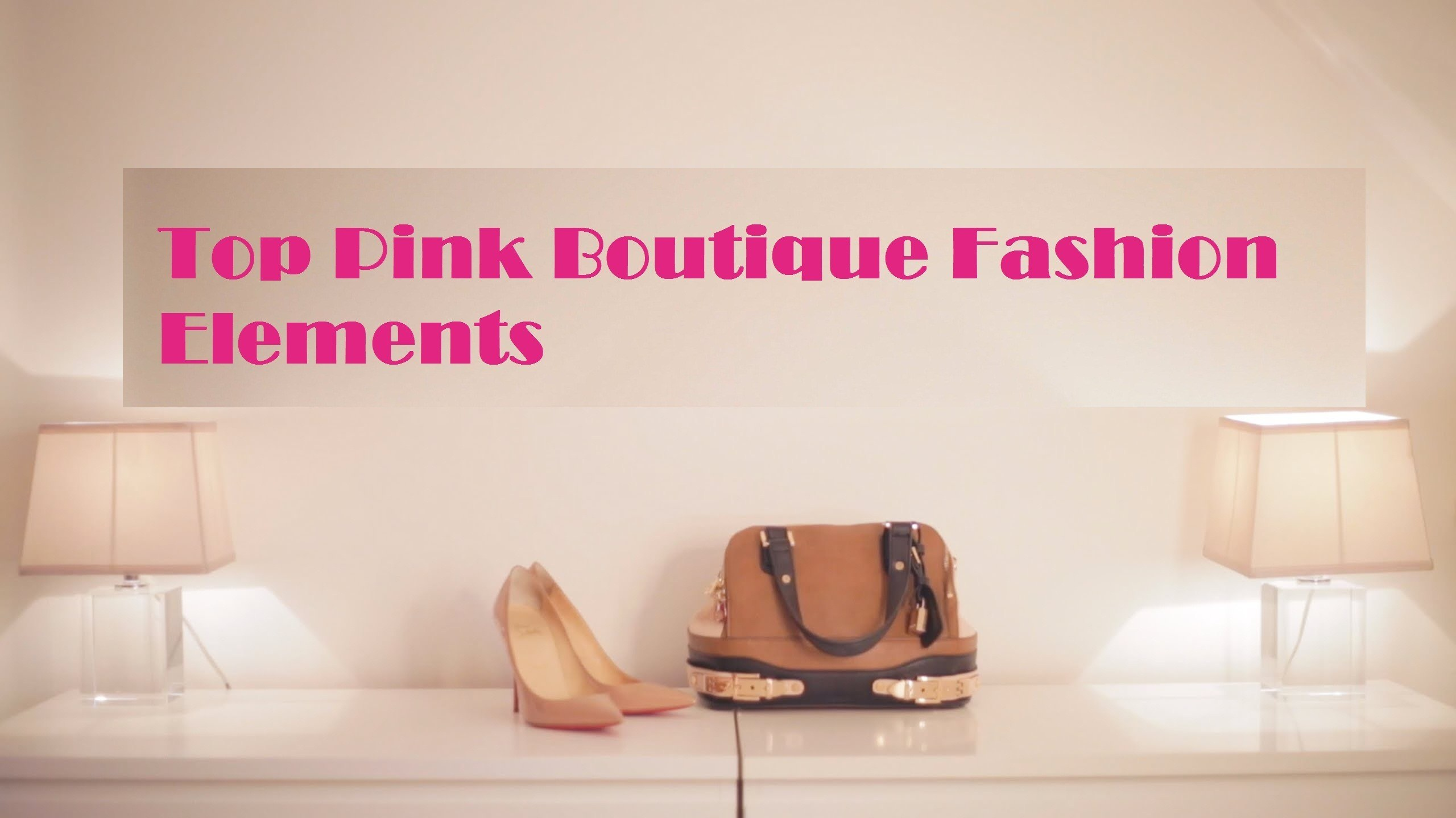 Pink Boutique Discount