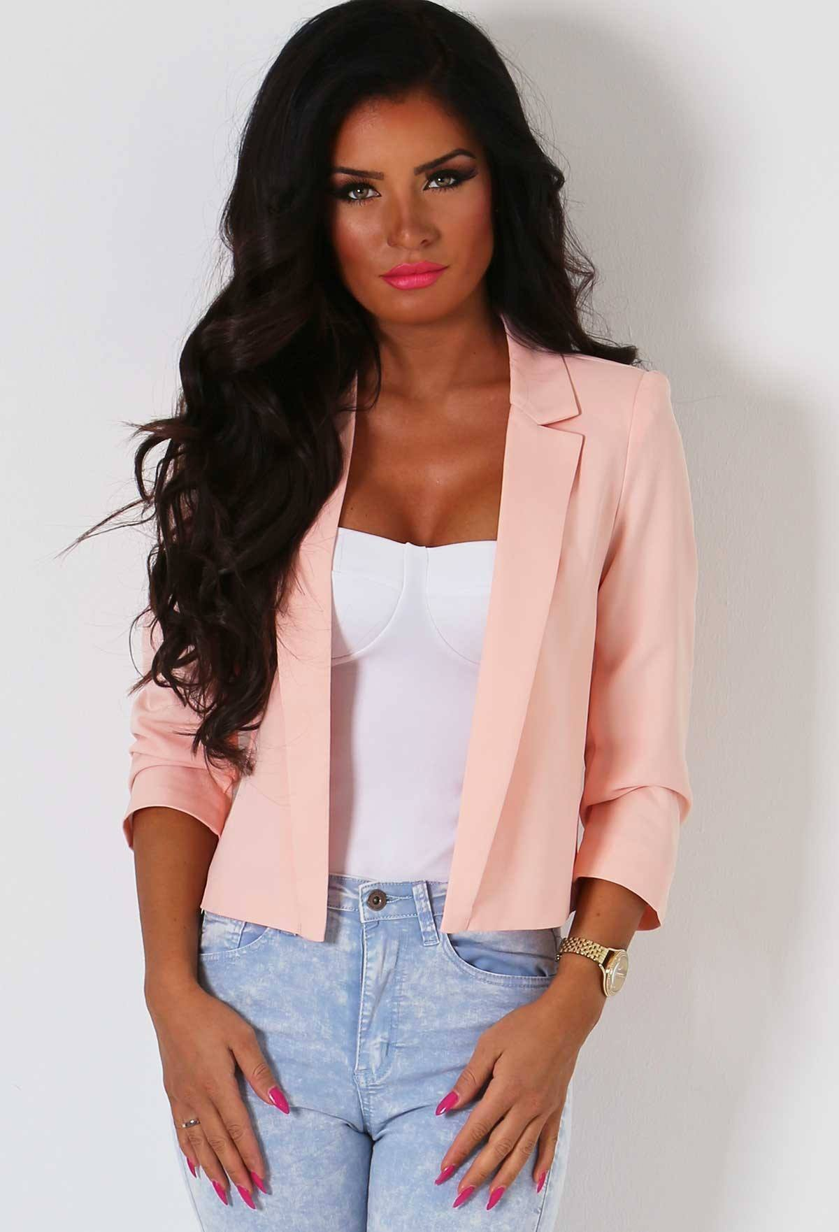 Pink Boutique blazer