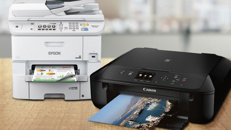 How To Choose The Right Printer : Canon Printers