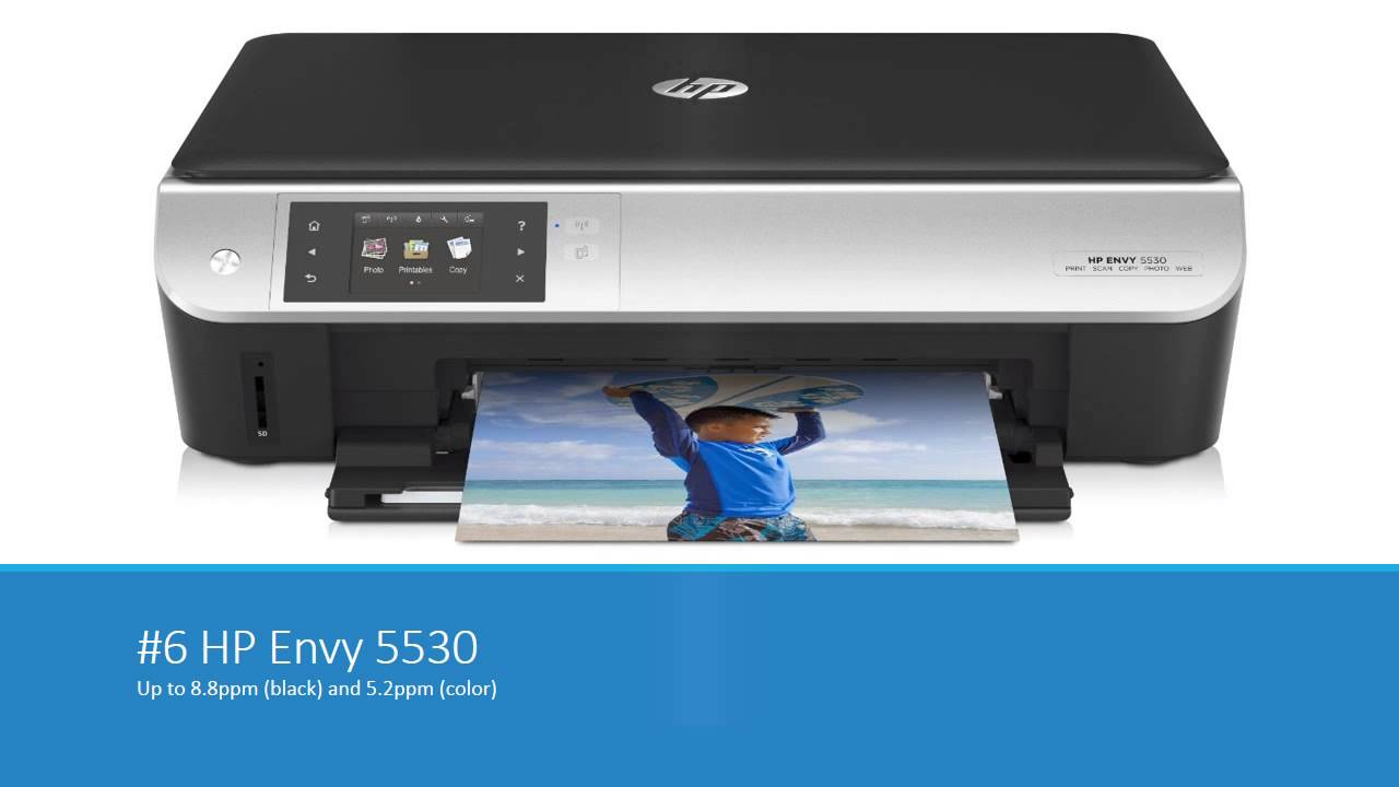 How To Choose The Right Printer : HP Photo Printer