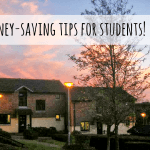 moneysaving tips for students