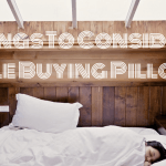 While Buying Pillow From Dreams