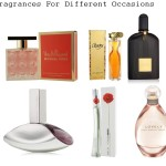 Fragrances For Different Occasions