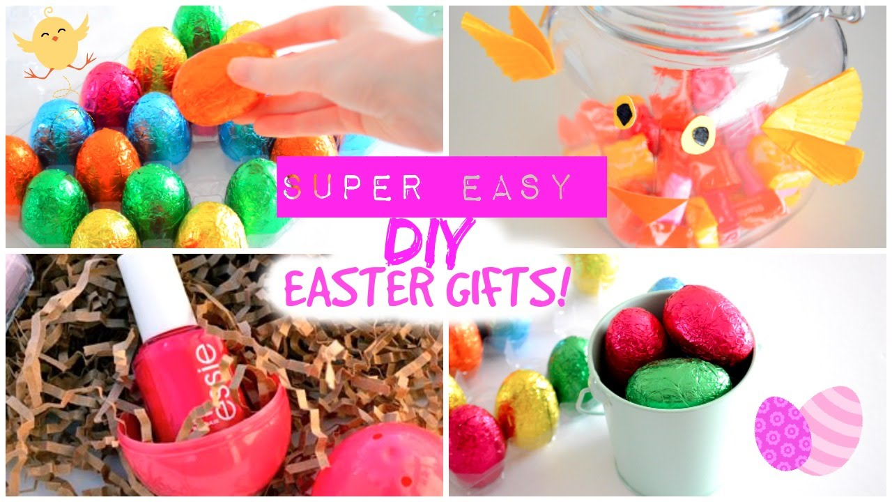 Easter DIY Gifts