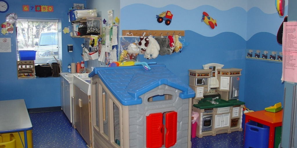 play kitchen for the kids