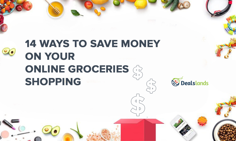 Your Online Groceries Shopping
