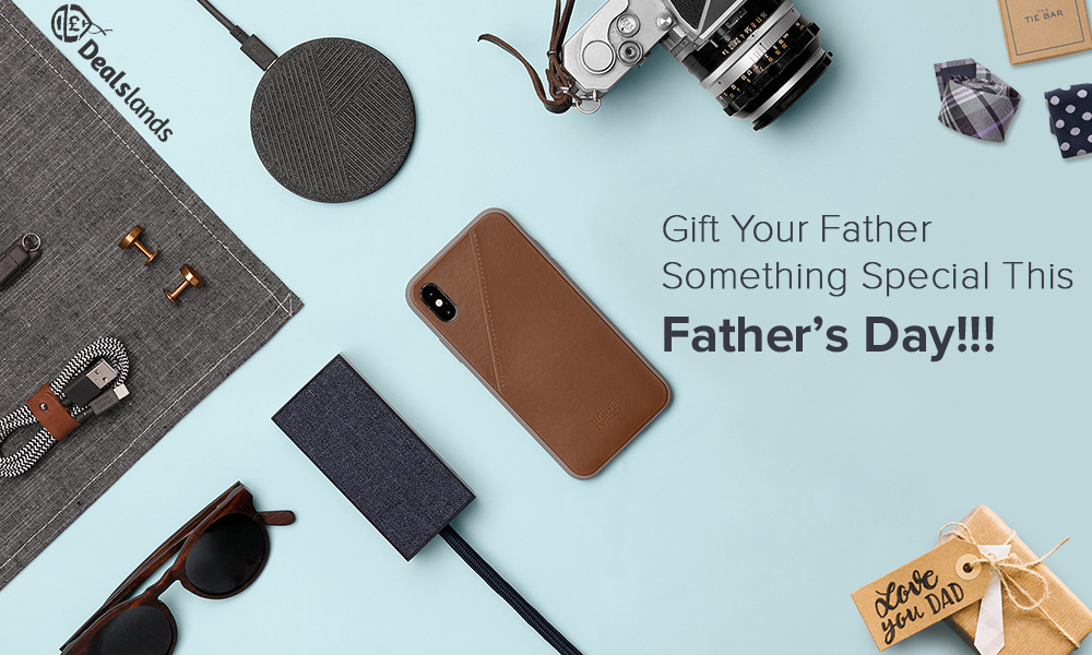 Gift Your Father Something Special This Father's Day!!!