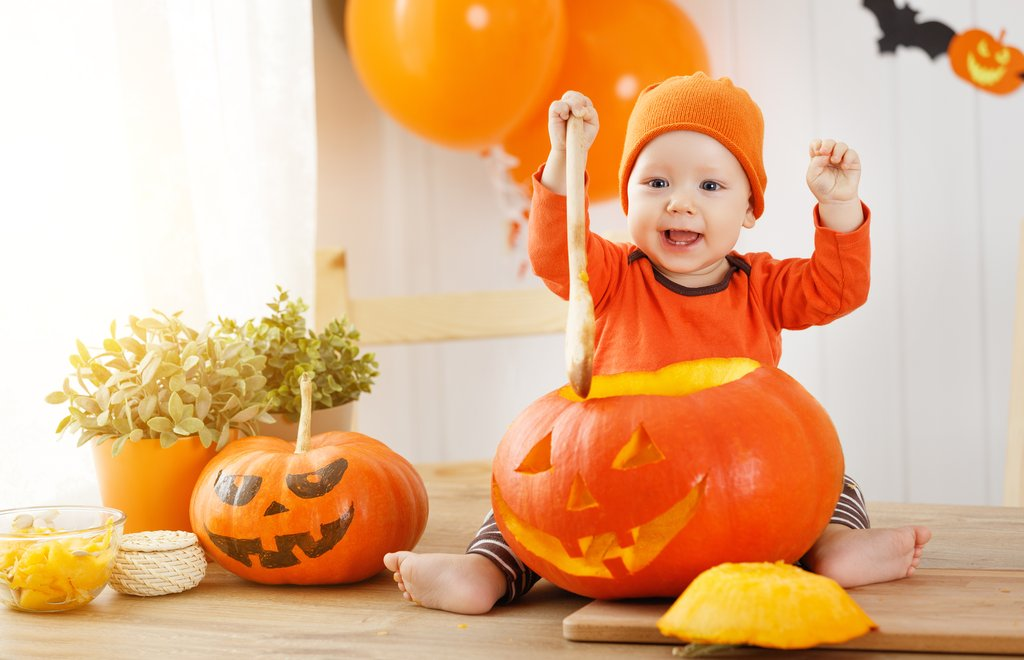 Pumpkin Costumes for kids