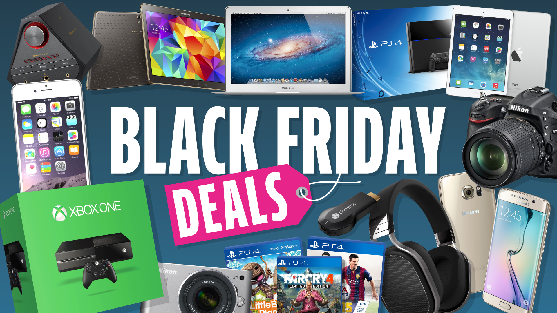 Black Friday Tech Offers