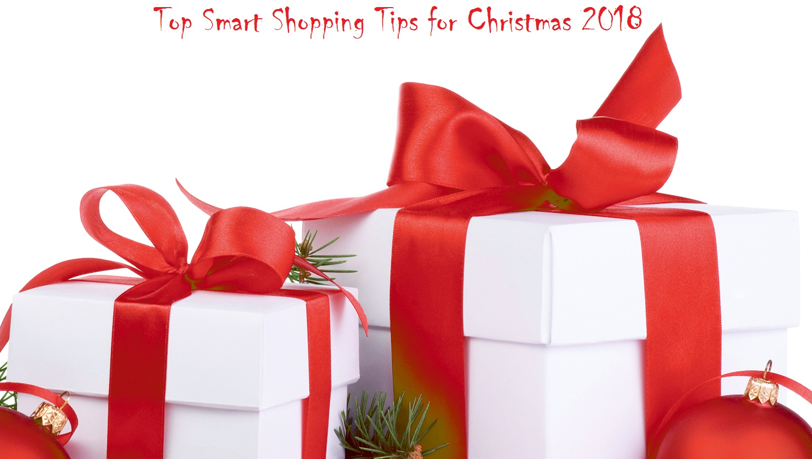 Shopping Tips for Christmas