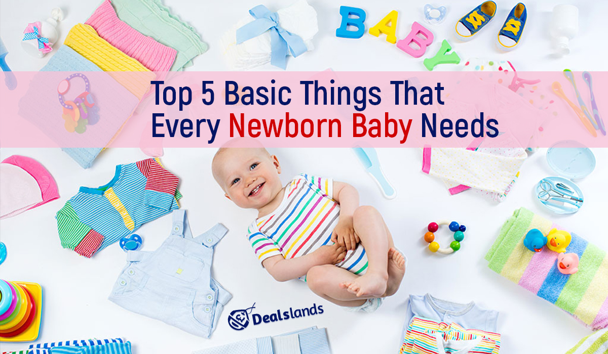 newborn baby shopping list