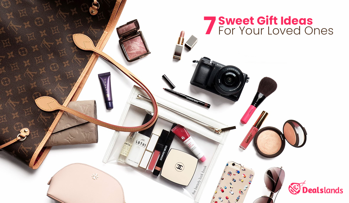 7 Sweet Gift Ideas For Your Loved Ones