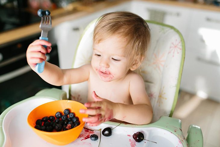 Blueberries - Healthy Foods for Toddlers
