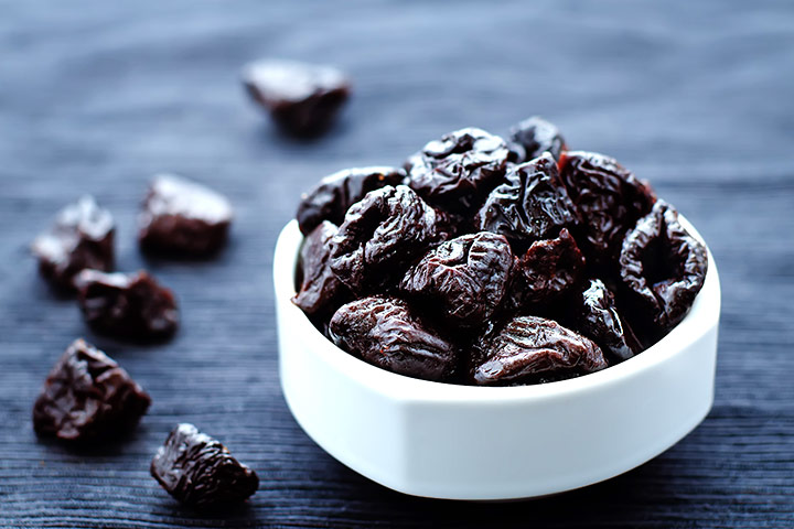 Prunes - Healthy Foods for Toddlers