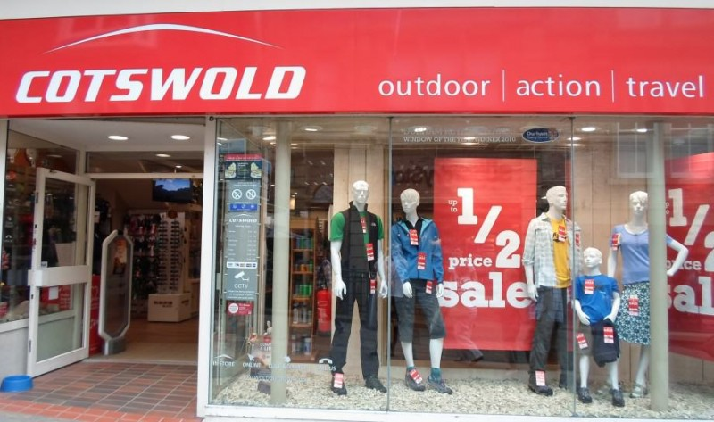 Cotswold Outdoor Promos