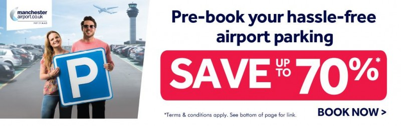Stansted Airport Car Park Voucher