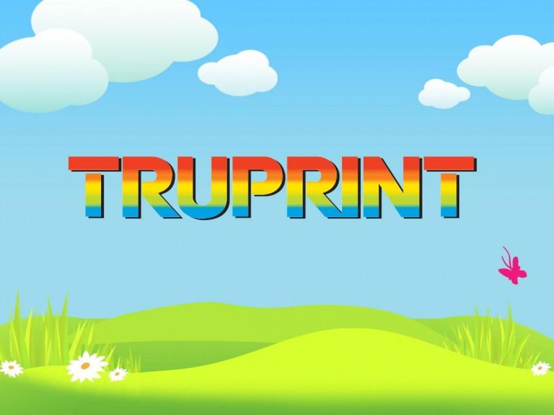 Tru Print-Logo