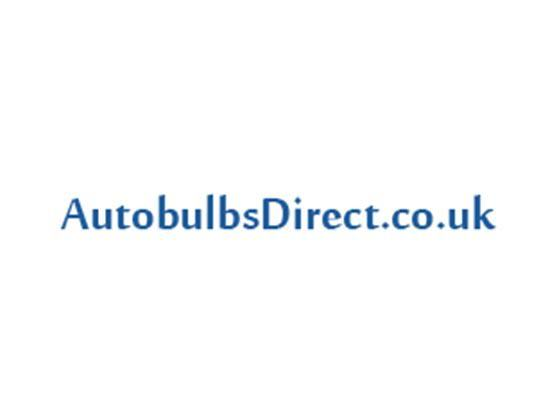 Auto Bulbs Direct Discount Code