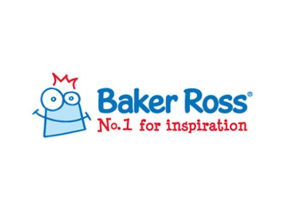 Baker Ross Discount Code