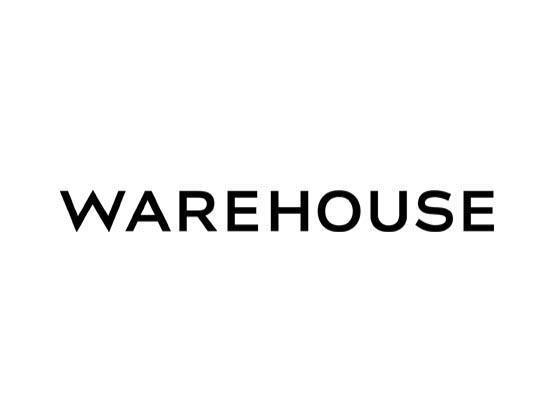 Warehouse Discount Code