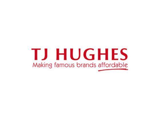 TJ Hughes Discount Code