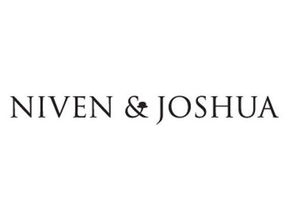 Niven & Joshua Discount Code