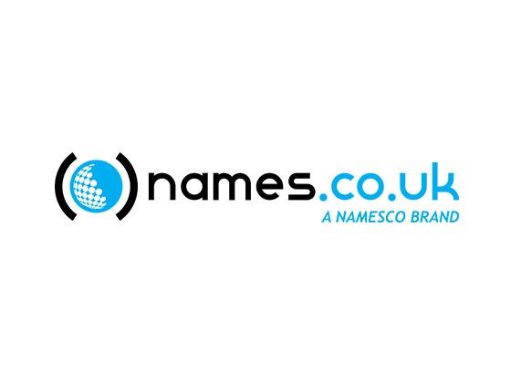 Names.co.uk Voucher Code