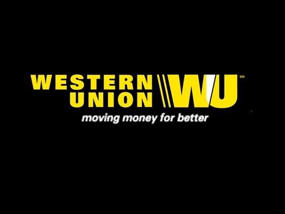 Western Union Promo Code