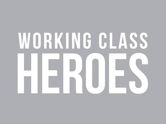 Working Class Heroes Discount Code