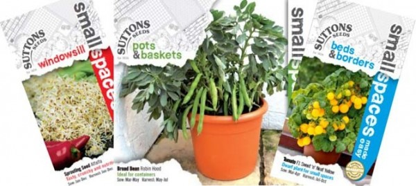 Suttons Seeds Discount promo
