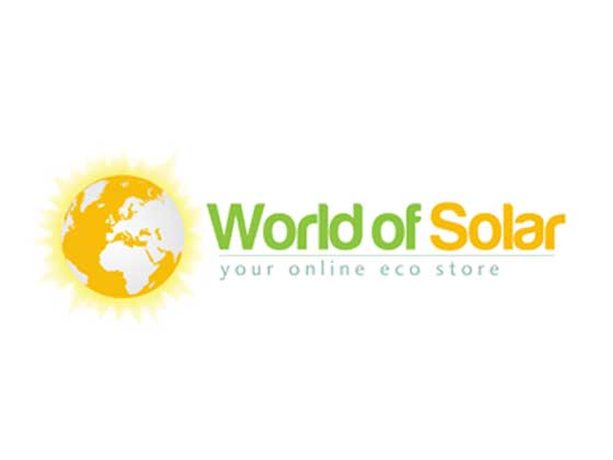 World of Solar Discount Code