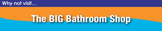 Big Bathroom Shop Discount Code