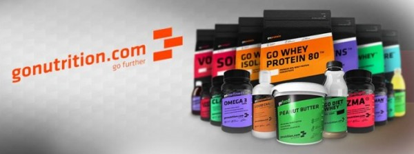 Go Nutrition Discount Code