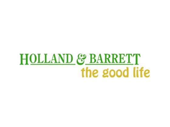 Holland and Barrett Voucher Code