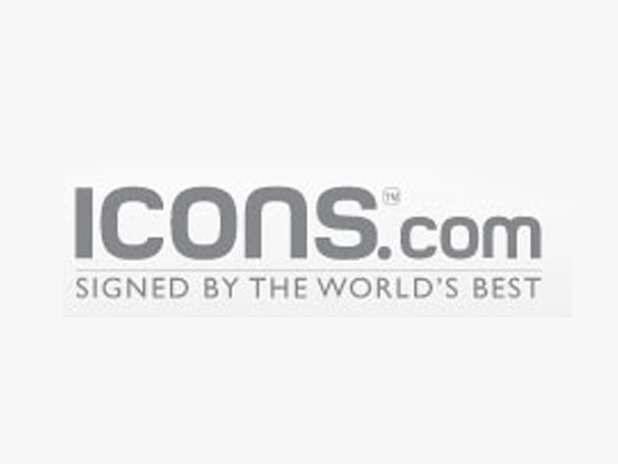 Icons Discount Code