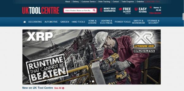 UK Tool Centre Voucher Code