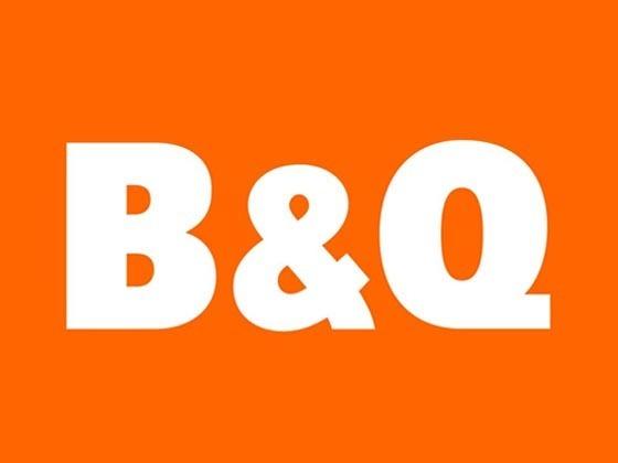B & Q Discount Code