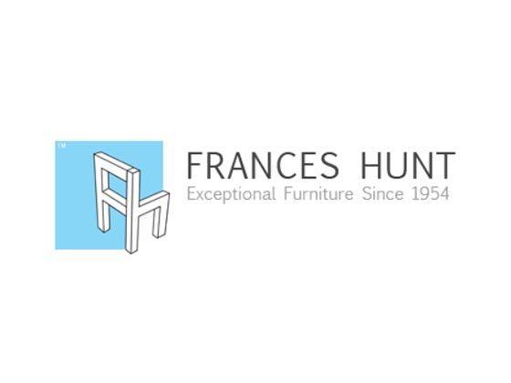 Frances Hunt Discount Code