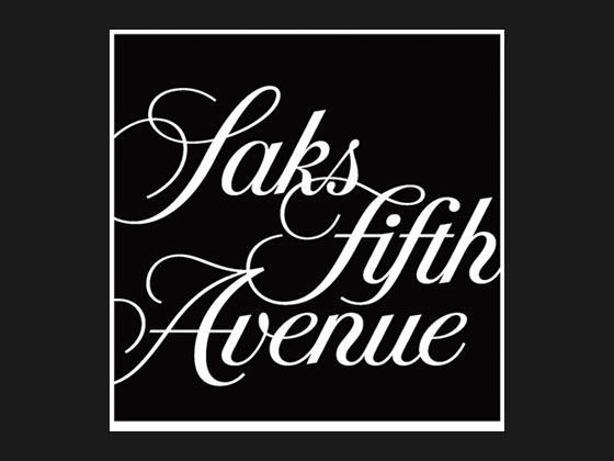 Saks Fifth Avenue Discount Code