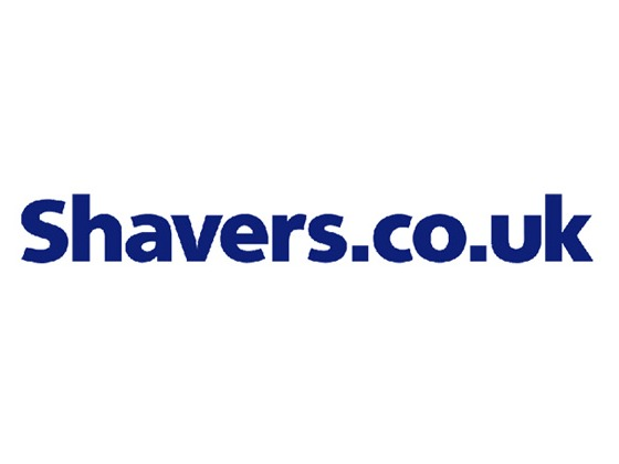 Shavers.co.uk Voucher Code