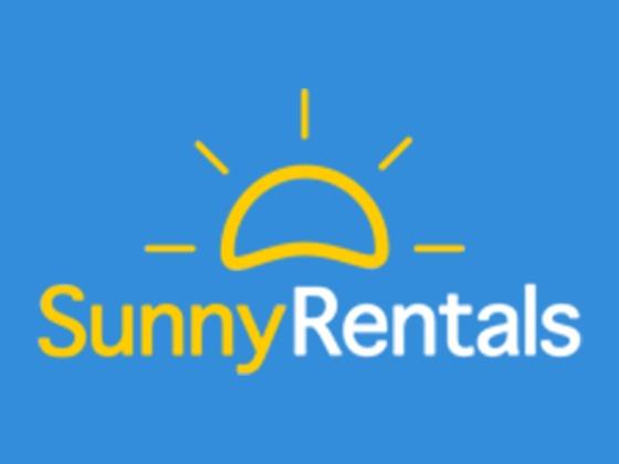 SunnyRentals UK Promo Code